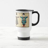 My Mah Jongg Coat 06: Travel Mug