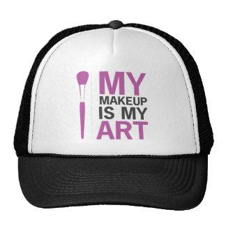 My Makeup is my Art Trucker Hat