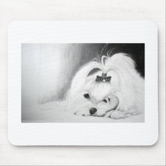 My Maltese Mouse Pad