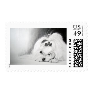 My Maltese Postage Stamps