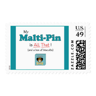 My Malti-Pin is All That! Stamps