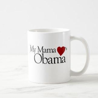 My Mama Loves Obama Mug