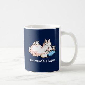 My Mama's a Llama Coffee Mug