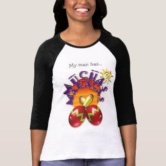 My man has... Mucha Maracas Design T Shirts