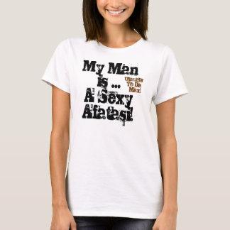 My Man is ...A Sexy Afatasi!, Ulavale  To Da   ... T-Shirt