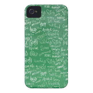 My Many Moods iPhone 4 Case