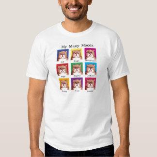 My Many Moods T Shirt