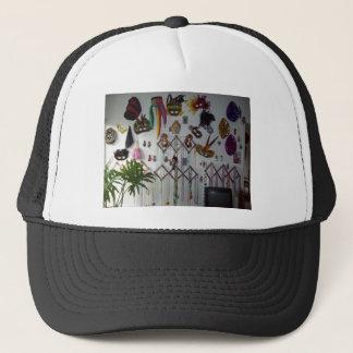 My mardi Gras Wall Trucker Hat