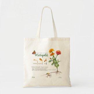 My Marigold Large Tote Bag