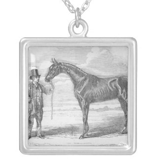 My Mary', winner of the Yorkshire Handicap Silver Plated Necklace
