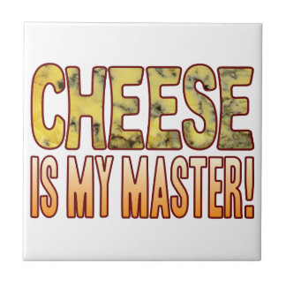 My Master Blue Cheese Ceramic Tile
