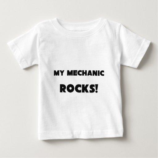 MY Mechanic ROCKS Tshirts T-Shirt, Hoodie, Sweatshirt