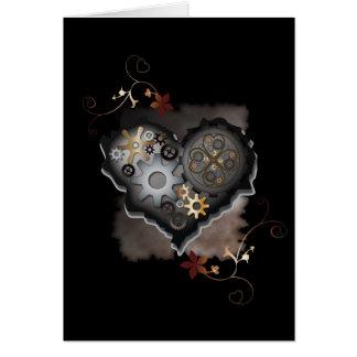~My Mechanical Heart~ Card