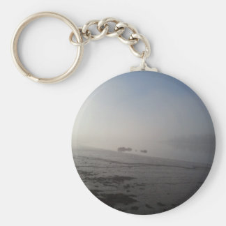 My Medway. Basic Round Button Keychain