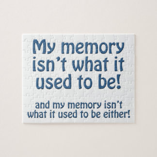 My Memory Jigsaw Puzzle