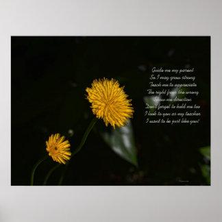 My Mentor (A Child's Prayer) Poster