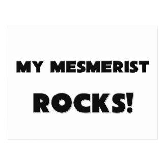MY Mesmerist ROCKS! Postcard