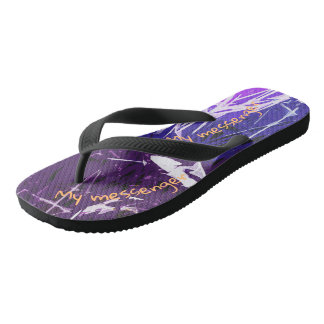 My messenger Luke chapter 7 Flip Flops