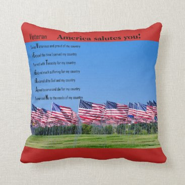 My Military Collection (veteran 16x16 throw pillow