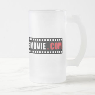 My Million Dollar Movie Frosted Beer Mug