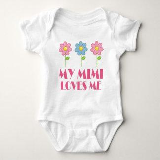 My Mimi Loves Me T Shirt