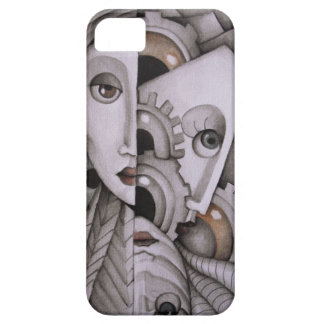 My Mind Abstract iPhone 5 case
