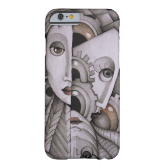 My Mind Abstract iPhone 6 case