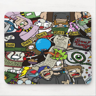 My Mind Mouse Pad