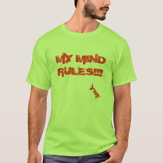 MY MIND RULES!! YWF TEE