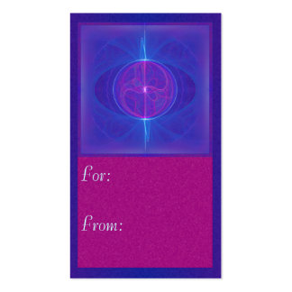 My Mind's Eye Abstract Art Double-Sided Standard Business Cards (Pack Of 100)