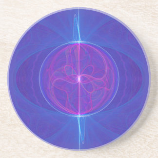 My Mind's Eye Abstract Art Coasters