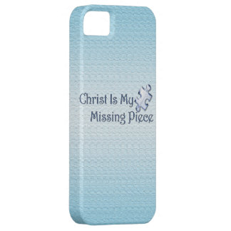 My Missing Piece Religious iPhone SE/5/5s Case