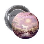 My Misty Unicorn Buttons
