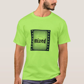 My Mixed Filmstrip T-Shirt