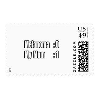My Mom Beat Melanoma (Scoreboard) Stamp