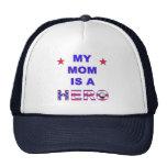 My Mom Is A Hero Trucker Hat