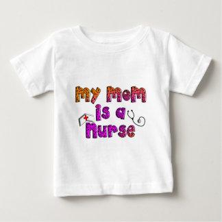 """My Mom is a Nurse"" Dog & Kids T-Shirts"
