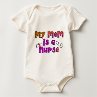 """My Mom is a Nurse"" Dog & Kids T-Shirts"