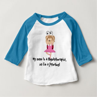 My mom is a physiotherapist jitterbug long sleeve t shirts