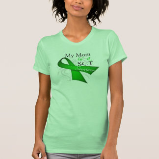 My Mom is a Stem Cell Transplant Survivor Tees