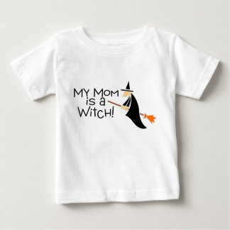 My Mom Is A Witch Halloween Tee Shirts