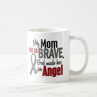 My Mom Is An Angel 1 Brain Cancer Coffee Mug