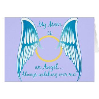 My Mom is an Angel Card