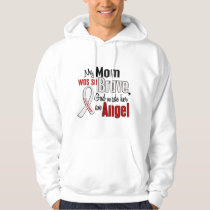 My Mom Is An Angel Lung Cancer Hoodie