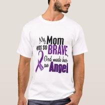 My Mom Is An Angel Pancreatic Cancer T-Shirt