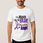 My Mom Is An Angel Pancreatic Cancer Tshirts