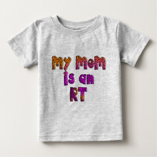"""My Mom is an RT"" Dog & Kids T-Shirts"