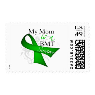 My Mom is Bone Marrow Transplant Survivor Stamps