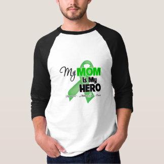 My Mom is My Hero - Kidney Cancer Tee Shirt