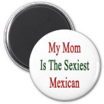 My Mom Is The Sexiest Mexican Magnets